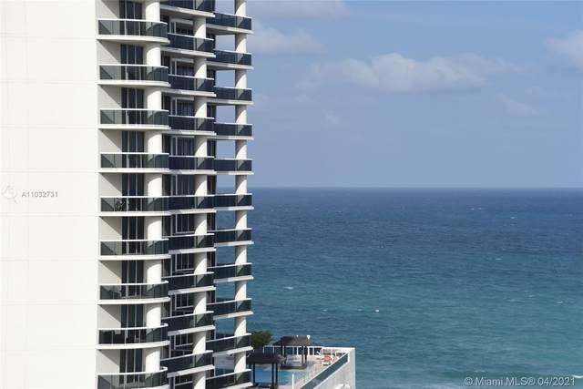 1865 S Ocean Dr 16D, Hallandale Beach, FL 33009 (MLS #A11032731) :: Compass FL LLC