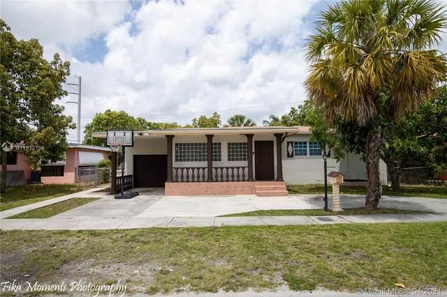 1121 NE 160th Ter, North Miami Beach, FL 33162 (MLS #A11032736) :: The Rose Harris Group