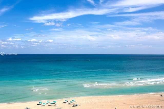 5701 Collins Ave #1012, Miami Beach, FL 33140 (MLS #A11032746) :: GK Realty Group LLC