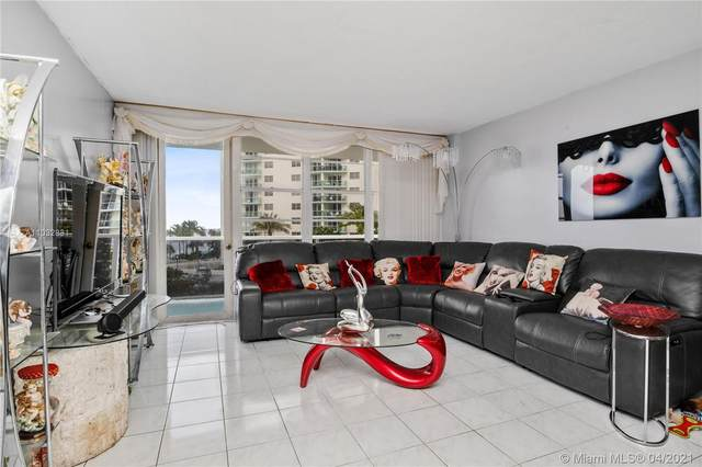 3725 S Ocean Dr #414, Hollywood, FL 33019 (MLS #A11032831) :: Compass FL LLC