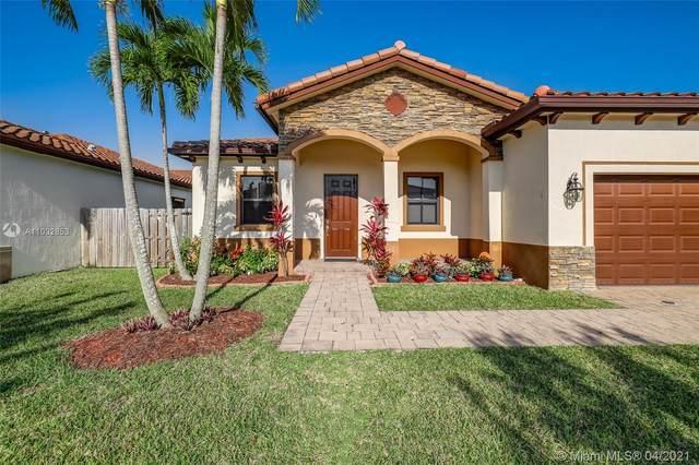 170 SE 34th Pl, Homestead, FL 33033 (MLS #A11032853) :: Berkshire Hathaway HomeServices EWM Realty