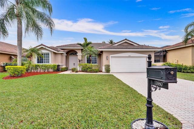 11880 NW 3rd Dr, Coral Springs, FL 33071 (MLS #A11032893) :: The Rose Harris Group