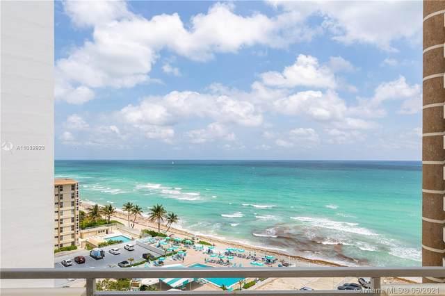 3180 S Ocean Dr #1104, Hallandale Beach, FL 33009 (MLS #A11032923) :: The Teri Arbogast Team at Keller Williams Partners SW