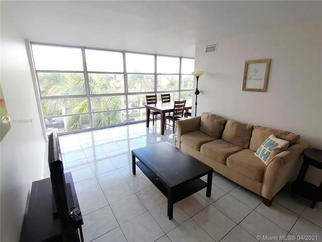 2000 Atlantic Shores Blvd #509, Hallandale Beach, FL 33009 (MLS #A11032945) :: The Teri Arbogast Team at Keller Williams Partners SW