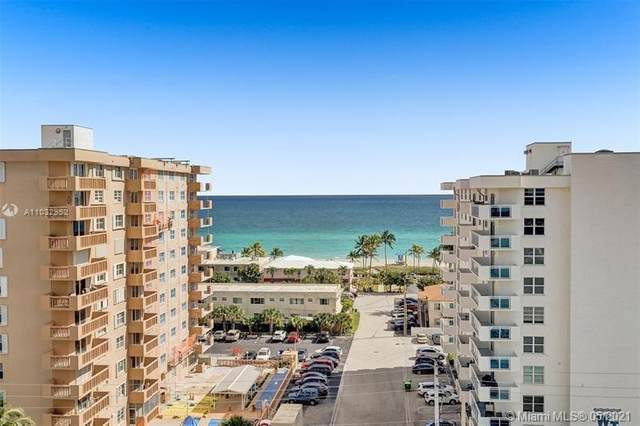 1410 S Ocean Dr #905, Hollywood, FL 33019 (MLS #A11032952) :: Equity Realty