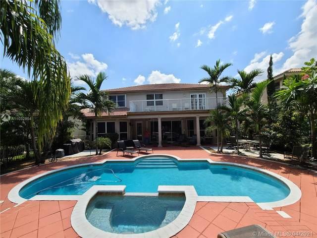 3468 SW 175th Ave, Miramar, FL 33029 (MLS #A11032954) :: Re/Max PowerPro Realty