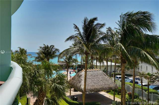 3901 S Ocean Dr 3K, Hollywood, FL 33019 (MLS #A11032975) :: Equity Advisor Team