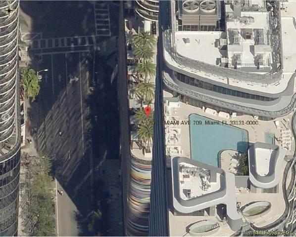 801 S Miami Ave #709, Miami, FL 33130 (#A11032981) :: Posh Properties