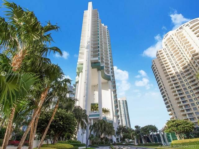 900 Brickell Key Boulevard #1102, Miami, FL 33131 (MLS #A11033022) :: Compass FL LLC