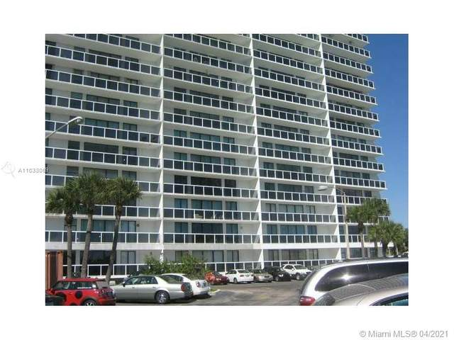 20505 E Country Club Dr #1132, Aventura, FL 33180 (MLS #A11033069) :: The Teri Arbogast Team at Keller Williams Partners SW