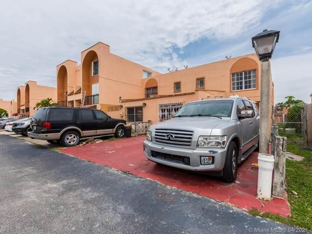 1063 W 42nd St #51, Hialeah, FL 33012 (MLS #A11033071) :: The Teri Arbogast Team at Keller Williams Partners SW