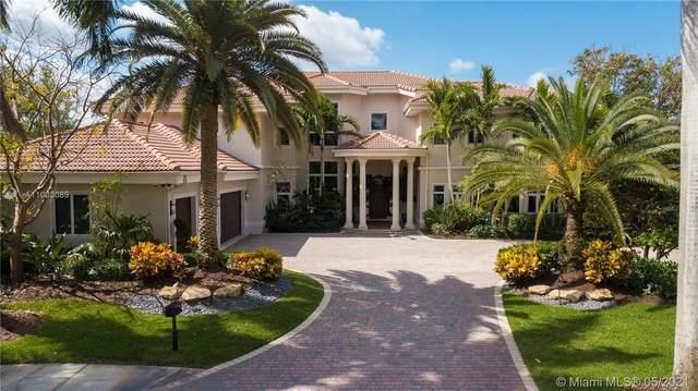 2671 Riviera Mnr, Weston, FL 33332 (MLS #A11033089) :: Search Broward Real Estate Team