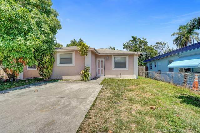 2339 Farragut St, Hollywood, FL 33020 (MLS #A11033114) :: Equity Realty