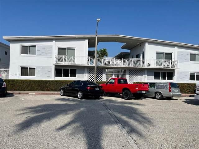 7430 Byron Ave 10A, Miami Beach, FL 33141 (MLS #A11033119) :: Compass FL LLC