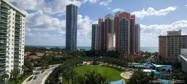 19370 Collins Ave #803, Sunny Isles Beach, FL 33160 (#A11033134) :: Posh Properties
