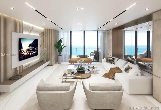 Sunny Isles Beach, FL 33160 :: GK Realty Group LLC
