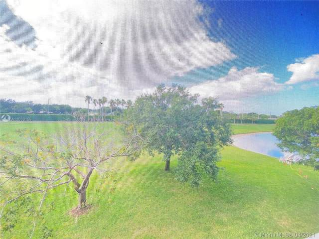 9820 S Hollybrook Lake Dr #304, Pembroke Pines, FL 33025 (MLS #A11033159) :: Dalton Wade Real Estate Group