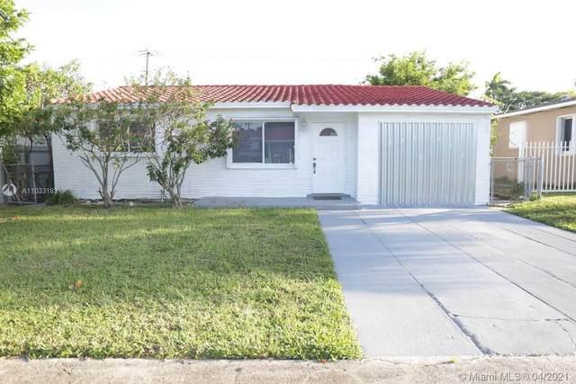 38 SE 3rd Pl, Dania Beach, FL 33004 (MLS #A11033183) :: The Rose Harris Group