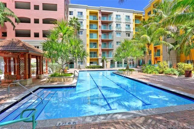 6001 SW 70th St #611, South Miami, FL 33143 (MLS #A11033197) :: Carole Smith Real Estate Team