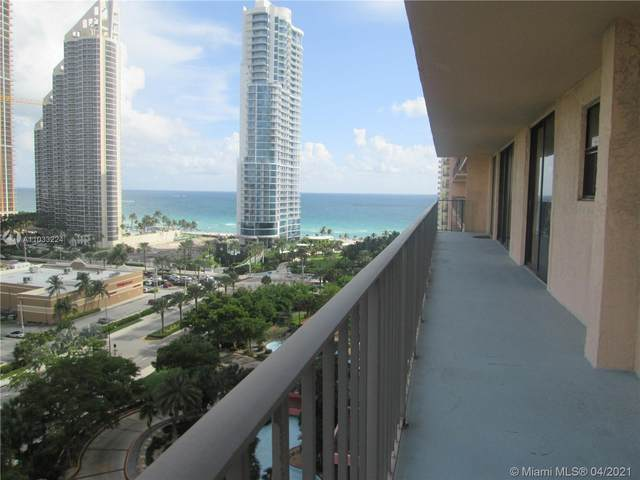 210 174th St #1510, Sunny Isles Beach, FL 33160 (MLS #A11033224) :: Equity Advisor Team