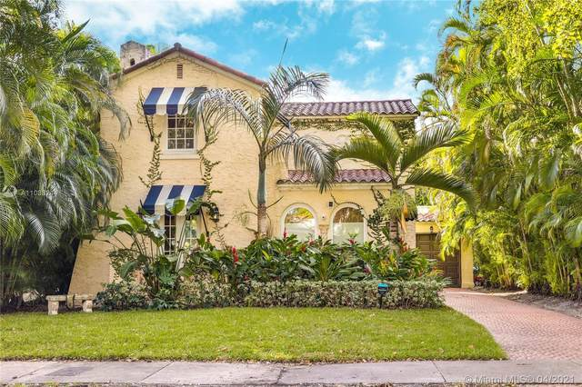 1202 Capri St, Coral Gables, FL 33134 (MLS #A11033244) :: The Rose Harris Group