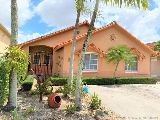 14997 SW 59th St, Miami, FL 33193 (MLS #A11033254) :: The Rose Harris Group