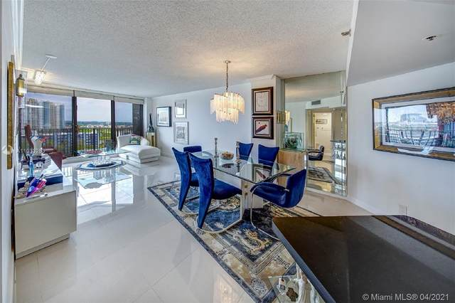 300 Three Islands Blvd #314, Hallandale Beach, FL 33009 (#A11033263) :: Posh Properties