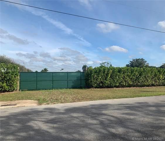 214XX SW 240th St, Homestead, FL 33031 (MLS #A11033265) :: Prestige Realty Group