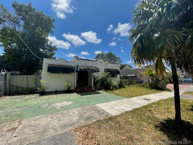 3438 NW 15th St, Miami, FL 33125 (MLS #A11033284) :: The Riley Smith Group