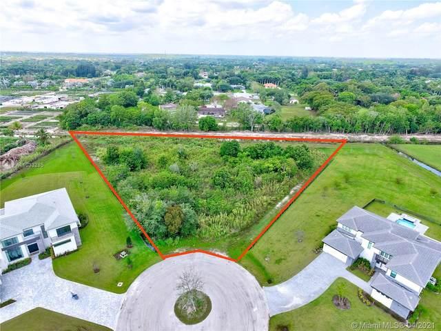 17818 Rolling Oaks Estates Dr, Southwest Ranches, FL 33331 (MLS #A11033285) :: Patty Accorto Team
