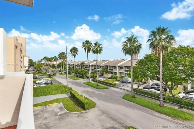 3716 NE 168th St #301, North Miami Beach, FL 33160 (MLS #A11033293) :: Castelli Real Estate Services