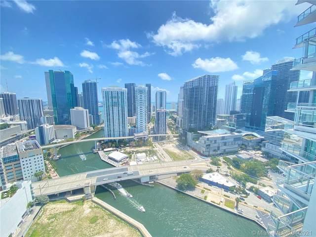 92 SW 3rd St #3612, Miami, FL 33130 (MLS #A11033300) :: Compass FL LLC