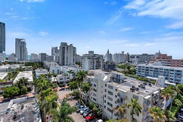1881 Washington Ave 11E, Miami Beach, FL 33139 (MLS #A11033302) :: Compass FL LLC
