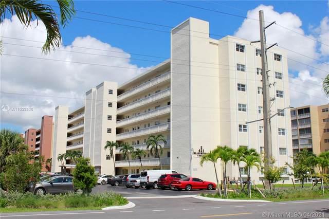 421 NE 14th Ave #205, Hallandale Beach, FL 33009 (MLS #A11033308) :: Compass FL LLC