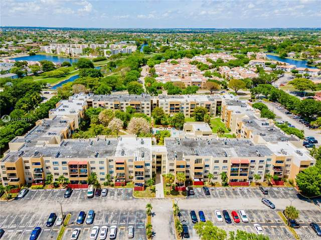 8004 SW 149th Ave C203, Miami, FL 33193 (MLS #A11033316) :: The Teri Arbogast Team at Keller Williams Partners SW