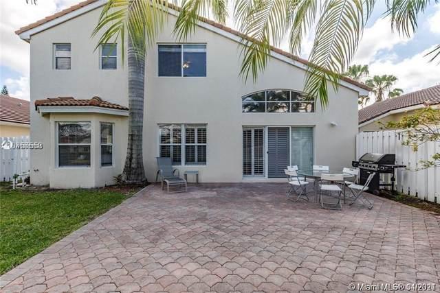 5061 SW 33rd Way, Hollywood, FL 33312 (MLS #A11033324) :: Prestige Realty Group
