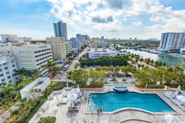 4401 Collins Ave #1106, Miami Beach, FL 33140 (#A11033421) :: Posh Properties