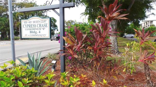 2600 NW 49th Ave #104, Lauderdale Lakes, FL 33313 (MLS #A11033426) :: The Teri Arbogast Team at Keller Williams Partners SW