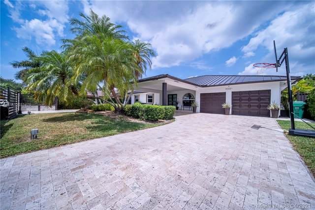 14321 SW 18th St, Miami, FL 33175 (MLS #A11033475) :: The Riley Smith Group