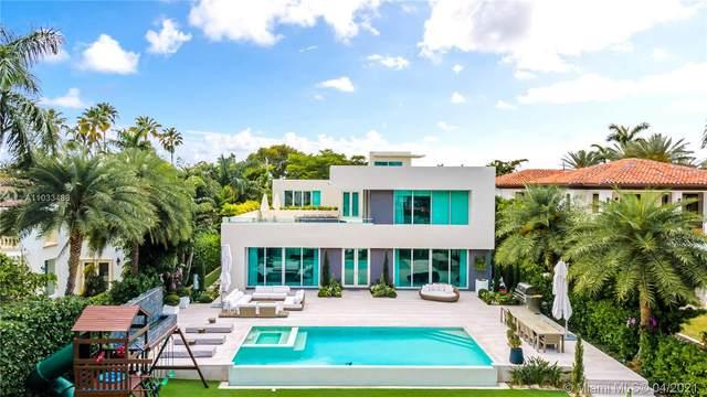 5711 Pine Tree Dr, Miami Beach, FL 33140 (MLS #A11033488) :: CENTURY 21 World Connection