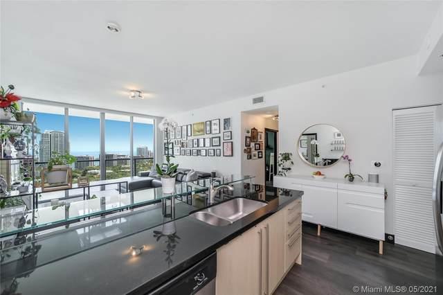 79 SW 12th Street 3203-S, Miami, FL 33130 (#A11033537) :: Posh Properties