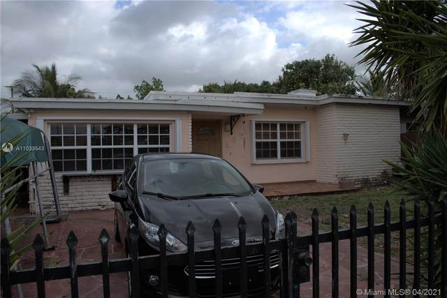 535 E 20th St, Hialeah, FL 33013 (MLS #A11033543) :: Onepath Realty - The Luis Andrew Group