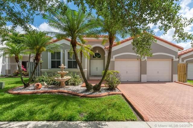 16562 SW 39th St, Miramar, FL 33027 (MLS #A11033555) :: The Riley Smith Group