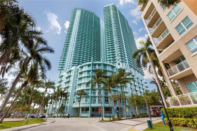 1900 N Bayshore Dr #3207, Miami, FL 33132 (MLS #A11033562) :: Equity Advisor Team