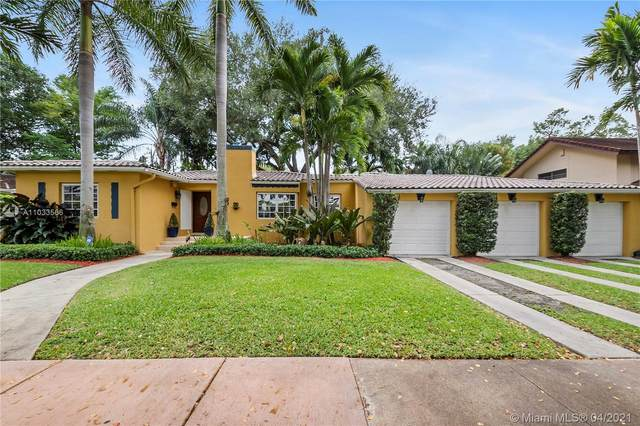 718 Malaga Ave, Coral Gables, FL 33134 (MLS #A11033566) :: The Teri Arbogast Team at Keller Williams Partners SW