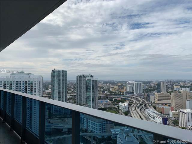 200 Biscayne Boulevard Way #4212, Miami, FL 33131 (MLS #A11033577) :: The Howland Group