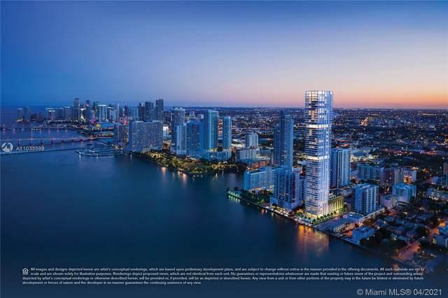 788 NE 23rd St #2601, Miami, FL 33137 (MLS #A11033599) :: Compass FL LLC