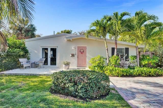 1736 NE 18th St, Fort Lauderdale, FL 33305 (MLS #A11033654) :: The Rose Harris Group