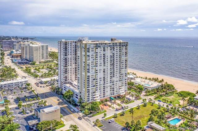 101 Briny Ave #311, Pompano Beach, FL 33062 (MLS #A11033667) :: The Teri Arbogast Team at Keller Williams Partners SW