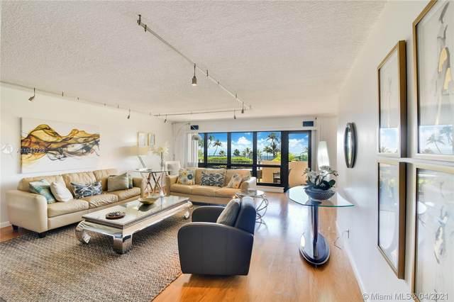 4900 N Ocean Blvd #415, Lauderdale By The Sea, FL 33308 (MLS #A11033723) :: The Teri Arbogast Team at Keller Williams Partners SW